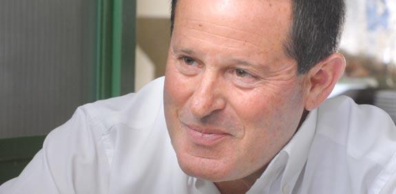 Meir Shamir  picture: Eyal Yitzhar